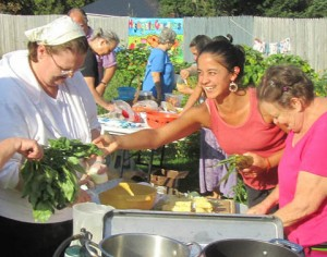 food and health justice